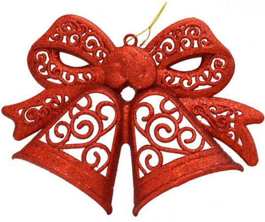 Украшение декоративное КОЛОКОЛЬЧИКИ, 1 шт, 28 см, в пакете, 6 цветов украшение winter wings колокольчики 4 см 6 шт