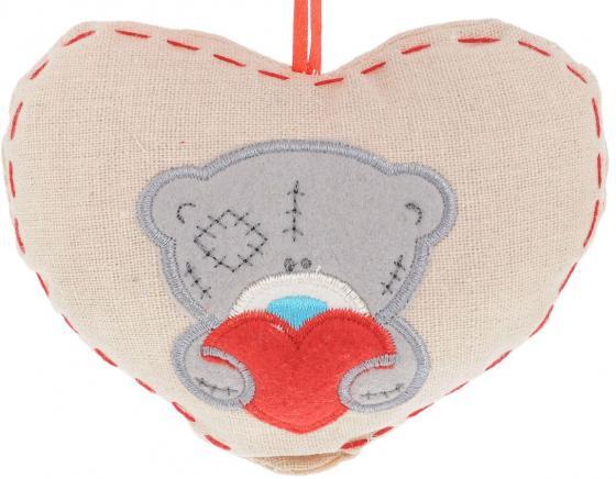 Украшение декоративное Me to you Сердце, 13см, текстиль украшение декоративное малыш h 13см 2вида min6 упаковочный пакет с хедером