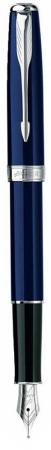 Перьевая ручка Parker Sonnet Core F539 черный F 1931533 parker перьевая ручка parker parker s0690560