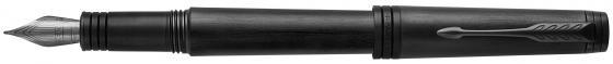 Перьевая ручка Parker Premier F564 Monochrome Black F 1931431 ручка перьевая parker premier fountain pen medium point
