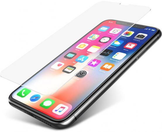 Защитное стекло LAB.C Diamond Glass для iPhone X LABC-363 lab c diamond glass labc 311 защитное стекло для iphone 7 plus clear