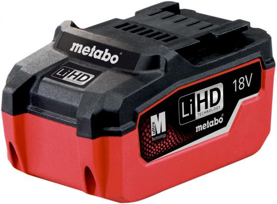 Аккумулятор LiHD 18В 5.5 Ач комплект metabo basic set 3 x lihd 3 5 ah asc30 685101000