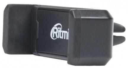Автомобильный держатель Ritmix RCH-007 V черный телефон ritmix rt 007 черный