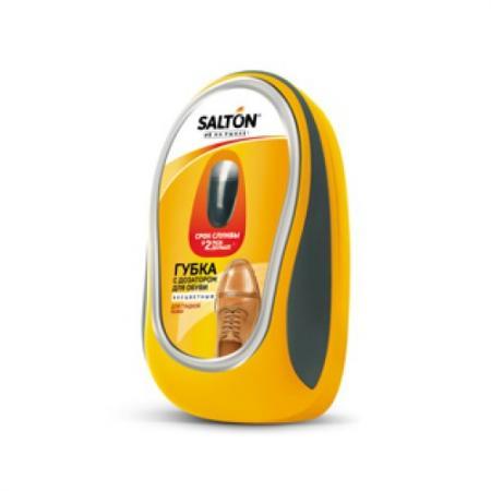SALTON Губка с дозатором для обуви из гладкой кожи Бесцветный Дизайн 2017