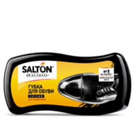 SALTON Губка ВОЛНА для обуви из гладкой кожи Черный Дизайн 2017 цена