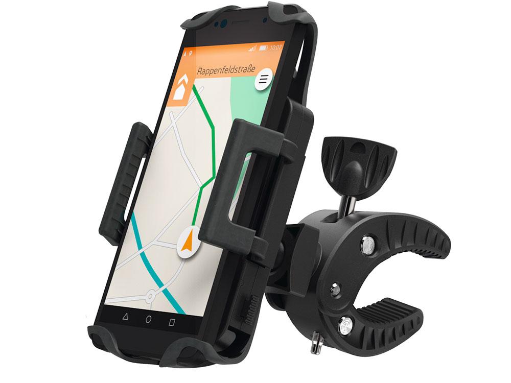 Держатель Hama Bike Holder для телефона магнитный черный 00178251