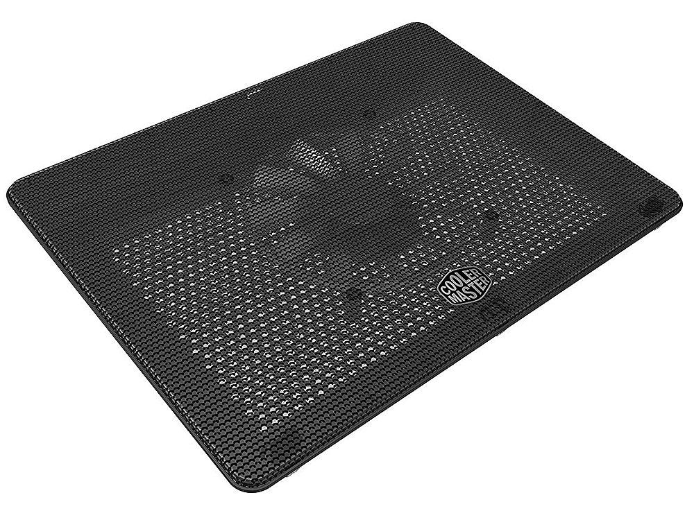 Подставка для ноутбука до 17 Cooler Master MasterNotepal L2 MNW-SWTS-14FN-R1 металл 1400об/мин 29db