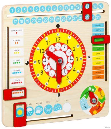 Набор Wood-Toys Часы IG0014 toys galore