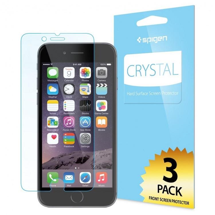 Защитная пленка SGP SGP10873 для iPhone 6 Plus Screen Protector Crystal sgp steinheil ultra optics sgp07673 защитная пленка для samsung galaxy s2