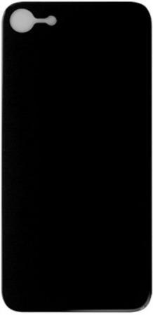 Защитное стекло 3D Perfeo PF_A4064 для iPhone 8 Plus 0.33 мм на заднюю панель черный inter step защитное стекло на заднюю панель inter step для apple iphone 8 plus золотистое