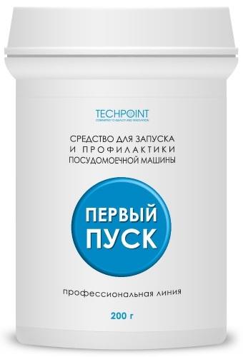 Средство для чистки и профилактики ПММ Первый ПУСК Techpoint, 200гр. (арт.8099)