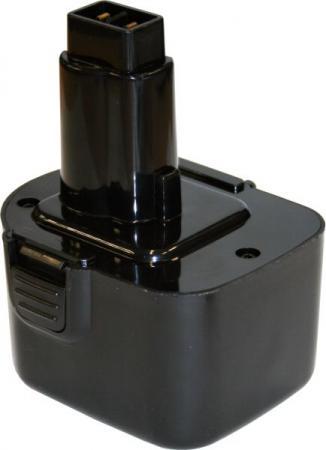 Аккумулятор ПРАКТИКА 038-807 12.0В 2.0Ач NiCd для DeWALT аккумулятор для электроинструмента практика 038 807