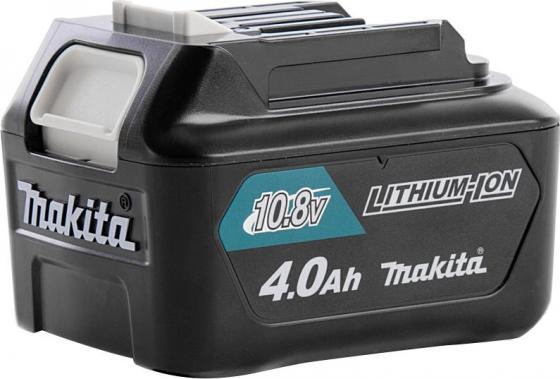 Аккумулятор MAKITA 197403-8 тип bl1040b слайдер 10.8в 4Ач li-ion