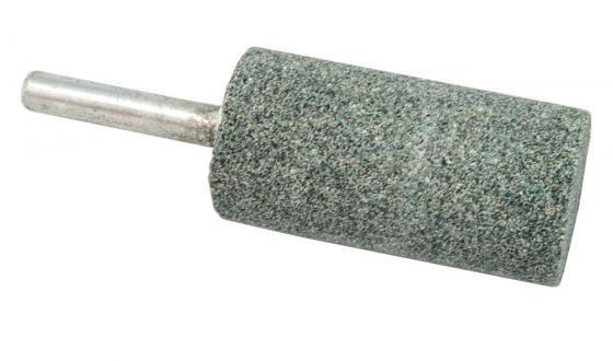 Шарошка абразивная ПРАКТИКА 641-428 цилиндрическая 25х50мм, хв.6мм, карбид кремния, Эксперт
