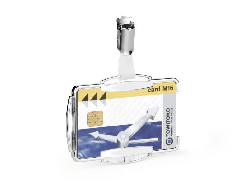 все цены на Держатель для одной пластиковой карты/пропуска с защитой RFID SECURE. Цена за 1 шт онлайн