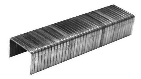Скобы для степлера BIBER 85822 прямоугольные 8мм для степлера 3 в 1 ключ biber 90636 11 мм