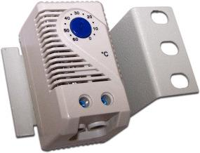 Термостат Lanmaster TWT-CB-FAN-THR для управления вентиляторами цена