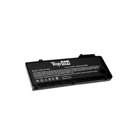 Аккумулятор для ноутбука Apple MacBook Pro 13.3 Series. 10.95V 5500mAh 60Wh, усиленный. A1322 аккумулятор для ноутбука apple macbook pro 13 3 series 10 95v 5500mah 60wh усиленный a1322