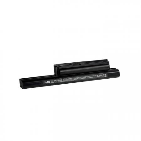 Аккумуляторная батарея TopON TOP-BPS22-NOCD 5200мАч для ноутбуков Sony Vaio VPC-E1 VPC-EA VPC-EB VPC цена
