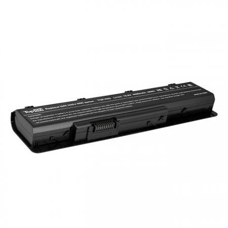 Фото - Аккумуляторная батарея TopON TOP-N55 4400мАч для ноутбуков Asus N45 N55 N75 аккумуляторная батарея topon top k53 4400мач для ноутбуков asus a43 a53 k43 k53 x43 x44 x53 x54