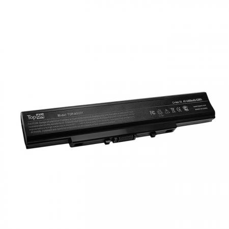 Аккумулятор для ноутбука Asus P31, P41, U31, U41, X35 Series. 14.4V 4400mAh 63Wh. A32-U31, A42-U31. аккумулятор для ноутбука for msi msi a32 a15 a41 a15 a42 a15 a42 h36 a6400 cr640 cr640dx cr640mx cr640x cx640 cx640dx cx640x a42 h36