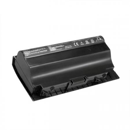 Аккумулятор для ноутбука Asus ROG G75, G75V, G75VM, G75VW, G75VX Series. 14.8V 4400mAh 65Wh. A42-G7 wholesale new 9cells laptop battery for asus a43 a53 k43 k53 x43 a43b a53b k43b k53b x43b series a32 k53 a42 k53 free shipping