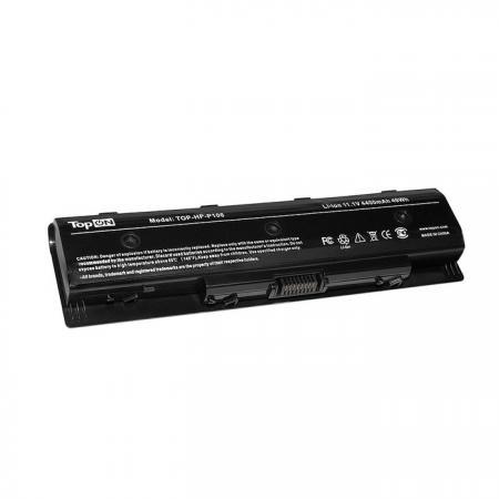 Аккумулятор для ноутбука HP Envy 14, 15, 17, Pavilion 14, 15, 17 Series. 11.1V 4400mAh 49Wh. P106, цена