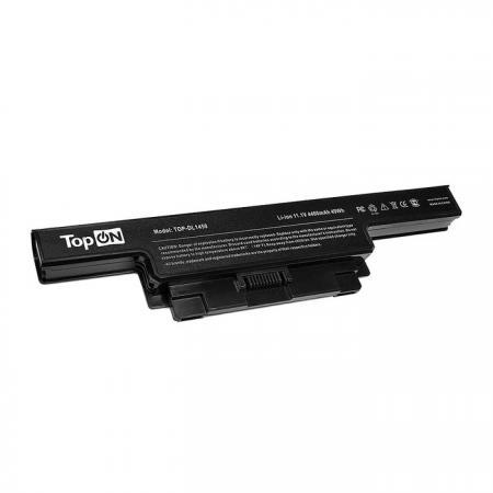 Фото - Аккумулятор для ноутбука Dell Studio 1450, 1457, 1458 Series. 11.1V 4400mAh 49Wh. P219P, U597P. аккумулятор