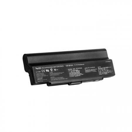 Аккумулятор для ноутбука Sony Vaio VGN-AR, VGN-CR, VGN-NR, VGN-SZ Series. 11.1V 10400mAh 115Wh, усил цена