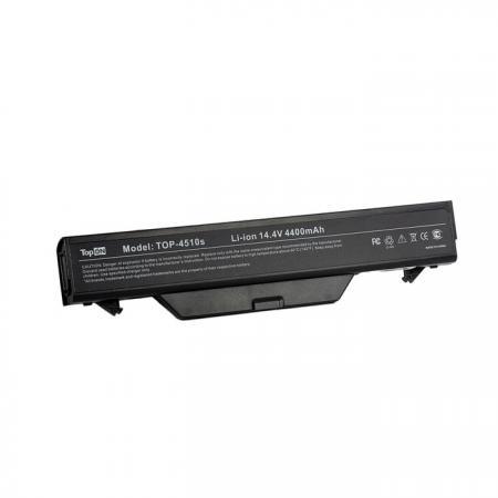 Аккумуляторная батарея TopON TOP-4510s 4400мАч для ноутбуков HP ProBook 4510s 4515s 4710s 4720s аккумулятор hp hstnn ib89 probook 4510s 4515s 4710s pitatel 5200 mah bt 481 d nb 519