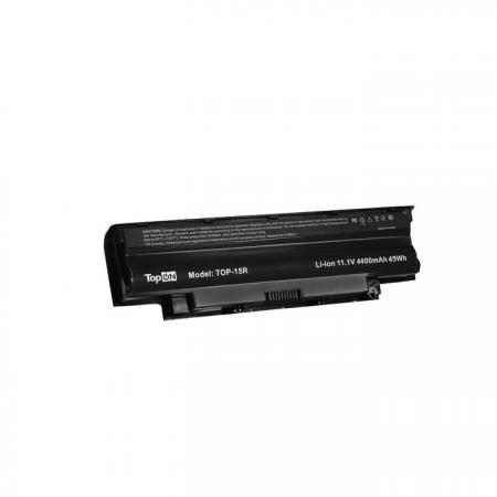 Аккумуляторная батарея TopON TOP-15R 4400мАч для ноутбуков Dell Inspiron 13R 14R 15R 17R M4110 M5010 7830j cn 07830j 07830j main board fit for dell inspiron 17r n7110 motherboard da0r03mb6e1 100