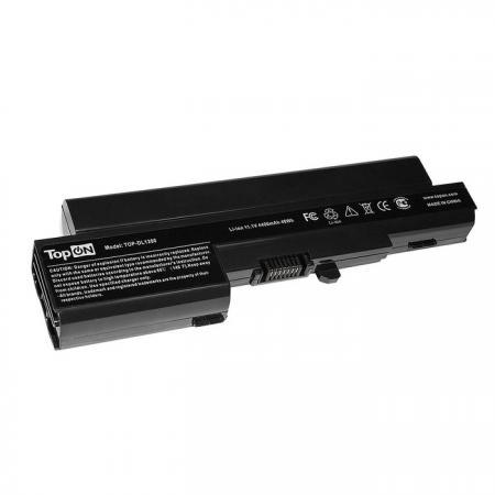 Фото - Аккумулятор для ноутбука Dell Vostro 1200, Compal JFT00 Series. 11.1V 4400mAh 49Wh. RM628, JFT00. аккумулятор