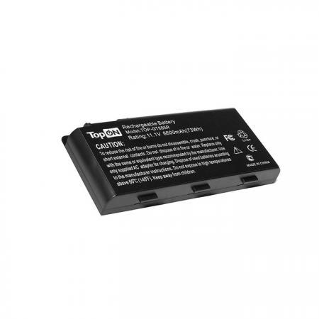 Аккумулятор для ноутбука MSI CR720, E6603, GE60, GS70, GX780, Z70 Series. 11.1V 6600mAh 73Wh. BTY-G laptop top cover for msi gs70 2qc 2qe 2qd 20d 2pc red 772a613y77 772a113y77 e2p 77101xx cg0 772a415y77 771a413y77 307772a417y77