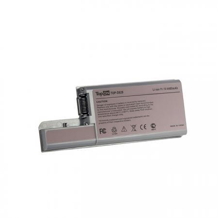 Аккумуляторная батарея TopON TOP-D820 4800мАч для ноутбуков Dell Latitude D820 D830 D531 Precision M комплектующие и запчасти для ноутбуков dell precision m4800