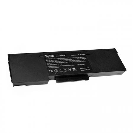 Аккумулятор для ноутбука Acer Aspire 1360, 1362, Extensa 2001LM, TravelMate 2500 Series. 14.8V 4400m крепление для жк дисплея ноутбука acer extensa 5635 fbzr6017010 fbzr6018010