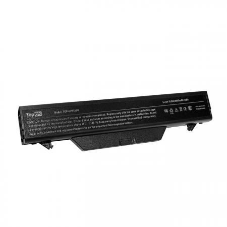 Аккумулятор для ноутбука HP ProBook 4510s, 4515s, 4710s, 4720s Series. 10.8V 6600mAh 71Wh. HSTNN-OB аккумулятор hp hstnn ib89 probook 4510s 4515s 4710s pitatel 5200 mah bt 481 d nb 519