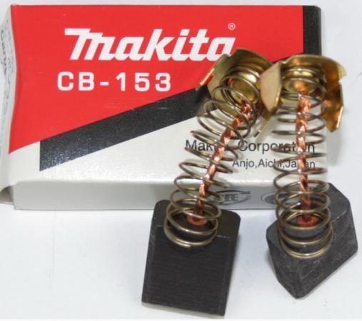 Картинка для Щетка графитовая Makita CB-153
