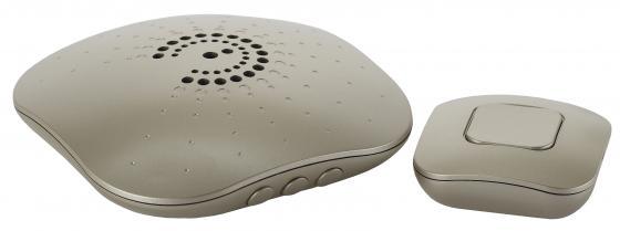 Звонок дверной беспроводной Эра Bionic шампань звонок электрический беспроводной светозар любимая мелодия 58075