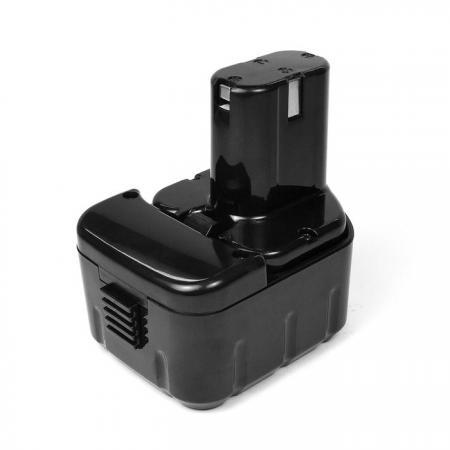 Аккумулятор для Hitachi 12V 2.0Ah (Ni-Cd) DN, DS, DV, FDS, FDV, FWH, R Series. EB1212S, EB1224, EB1
