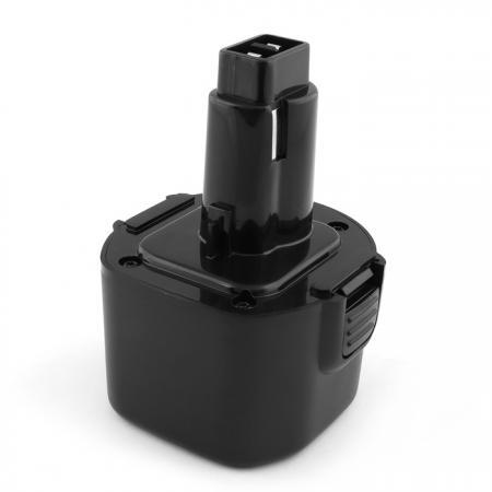 Аккумулятор для & Decker 9.6V 1.5Ah (Ni-Cd) FSB96, GC960, HPB96, SF100 Series. 90534824.