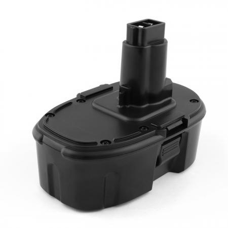 Аккумулятор для DeWalt 18V 3.0Ah (Ni-Mh) DC200, DC300, DC500, DC700 Series. DE9503, DC9096, DE9039, аккумулятор для dewalt 14 4v 2 1ah ni mh dc dcd dw series dc9091 de9038 de9091 de9092