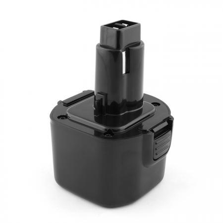 Аккумулятор для DeWalt 9.6V 3.0Ah (Ni-Mh) DC700, DCD800, DW050, DW900 Series. DE9036, DE9062, DW906 цена и фото