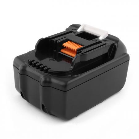 Аккумулятор для Makita 18V 4.0Ah (Li-Ion) BCF, BCL, BCS, BDA, BDF, BFR, BFS, BGA Series. 194205-3, 5000mah rechargeable lithium ion replacement power tool battery packs for makita 18v bl1830 bl1840 bl1850 lxt400 194205 3 p25