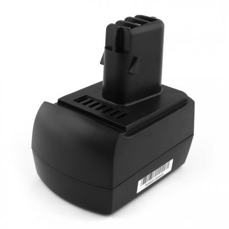 Аккумулятор для Metabo 12V 2.0Ah (Ni-Cd) BS 12 SP, BSZ 12 Impuls, BZ 12 SP Series. 6.02151.50, 6.25 аккумулятор для мототехники moratti yt12b bs