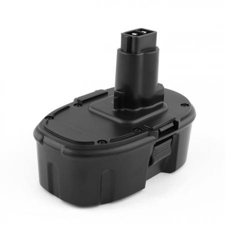 Аккумулятор для DeWalt 18V 2.1Ah (Ni-Mh) DC200, DC300, DC500, DC700 Series. DE9503, DC9096, DE9039, аккумулятор для dewalt 14 4v 2 1ah ni mh dc dcd dw series dc9091 de9038 de9091 de9092