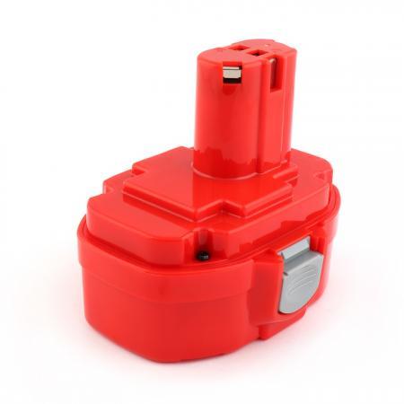 Аккумулятор для Makita 18V 2.1Ah (Ni-Mh) 4300, 5000, 5600, 6300, 6900, 8300, 8400, DK, JR, LS, ML, S wholesale5pcs 18v 2 0ah replacement battery for 18 volt makita 1822 192826 5 192827 3 ni cd red