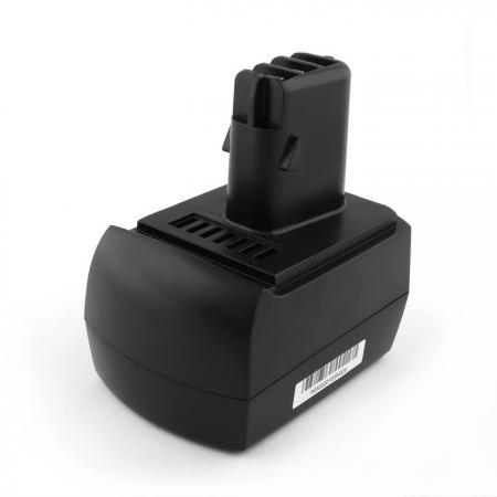 Аккумулятор для Metabo 12V 1.5Ah (Ni-Cd) BS 12 SP, BSZ 12 Impuls, BZ 12 SP Series. 6.02151.50, 6.25 аккумулятор для мототехники moratti yt12b bs
