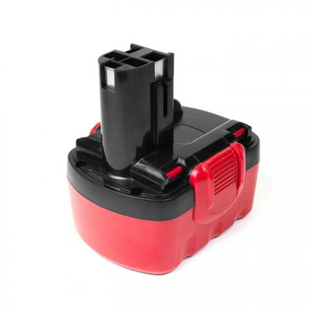 Аккумулятор для Bosch 14.4V 1.3Ah (Ni-Cd) GDR 14.4 V-LI, GHO 14.4 V-LI, GWS 14.4 V Series. 26073352 аккумулятор для bosch 14 4v 3 3ah ni mh gdr 14 4 v li gho 14 4 v li gws 14 4 v series 26073352