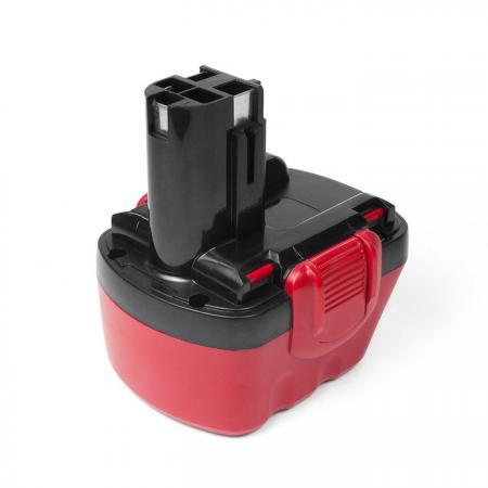 Аккумулятор для Bosch 12V 1.5Ah (Ni-Cd) GSR 12-2, PSB 12 VE-2, PSR 12-2 Series. 2607335262, BAT120,