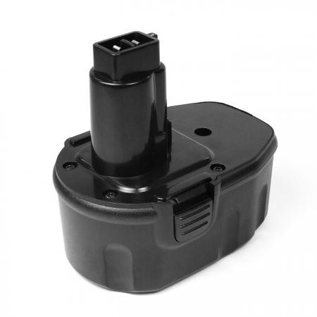 Аккумулятор для DeWalt 14.4V 1.3Ah (Ni-Cd) DC, DCD, DW Series. DC9091, DE9502, DWCB14, DC9144.